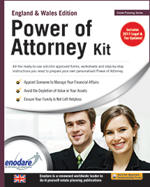 Power of Attorney Kit